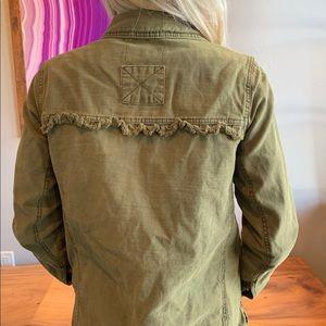 Anthropologie Jackets & Coats - Anthropologie Army Jacket